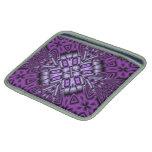 Purple Pattern iPad Sleeves