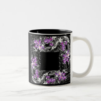 Purple Pattern Mug