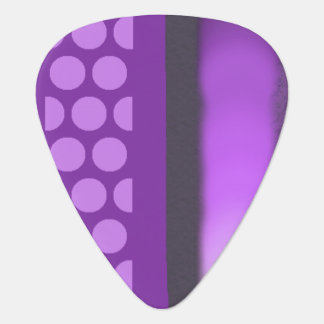Purple Pattern Pick Standard