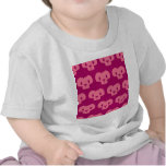 Purple Pattern Tee Shirt