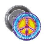 Purple Peace Button