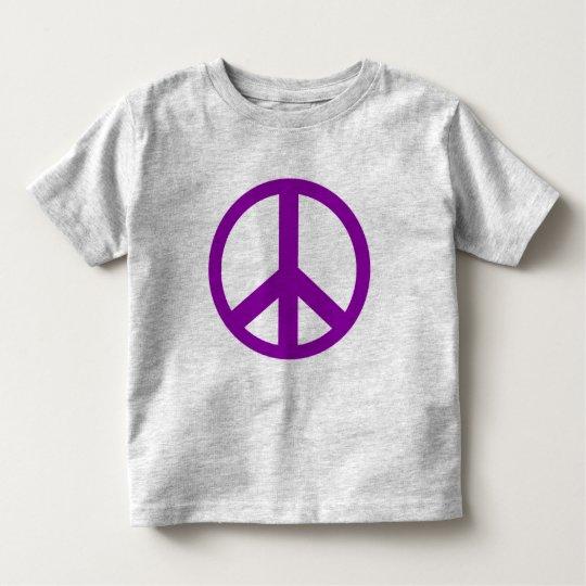 Purple Peace Sign T shirts, Hoodies, Mugs Toddler T-shirt