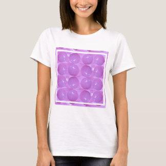 Purple Pearl Bubbles -  Based on Lynx Stone Balls T-Shirt