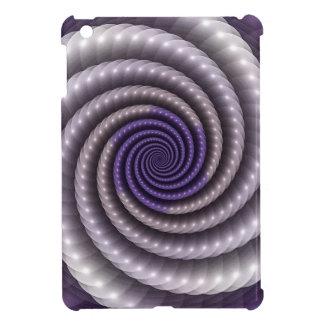 Purple Pearl Fractal iPad Mini Case