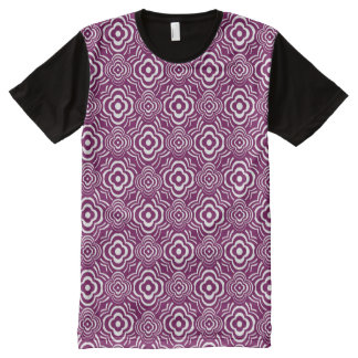 Purple Peddler All-Over-Print T-Shirt