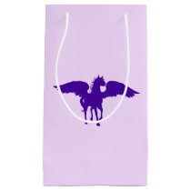Purple Pegasus Gift Bag