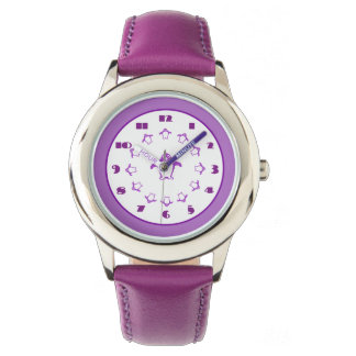 Purple Penguins Watch