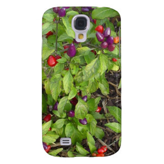 Purple Peppers! Samsung Galaxy S4 Cover