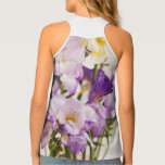 gorgeous, girly, fashionable, purple, flower, vest