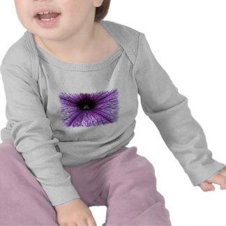 Purple Petunia Infant Creeper