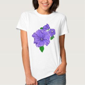 Purple Petunia T-Shirt
