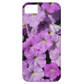 Purple Petunias iPhone 5/5s Barely There Case