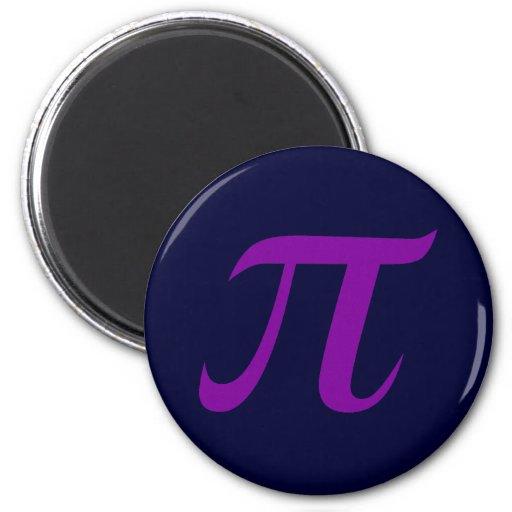 Purple Pi Magnet