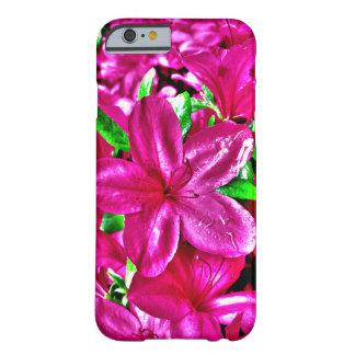 Purple Pink Floral Iphone 6 Case