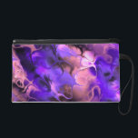 """Purple/Pink Fractal Purse<br><div class=""""desc"""">Beautiful purple fractal design..available in many styles</div>"""