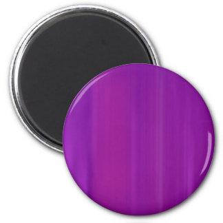 Purple & Pink Motion Blur: 2 Inch Round Magnet