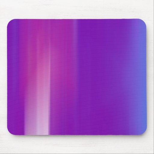 Purple & Pink Motion Blur: Mouse Pad