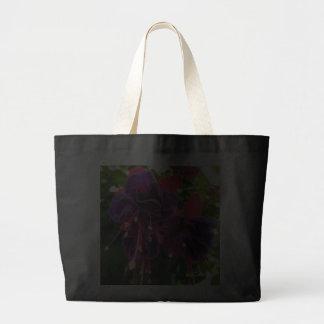 """""""Purple Pink Passion"""" Jumbo Tote Jumbo Tote Bag"""