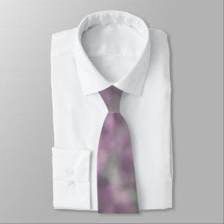 Purple Pink Unique Cool Chic Tie