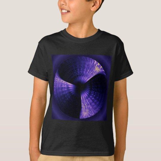 Purple Pinwheel T-Shirt
