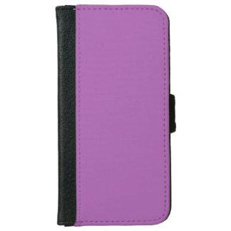 """Purple"" iPhone 6 Wallet Case"
