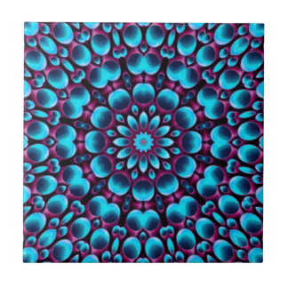 Purple Piper Colorful Ceramic Tiles
