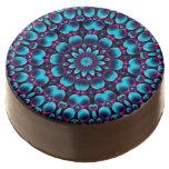 Purple Piper Kaleidoscope   Dipped Oreo® Cookies