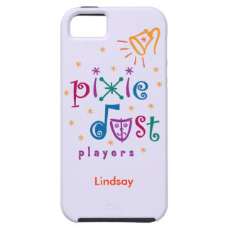 Purple Pixie Dust Players iPhone 5 Case