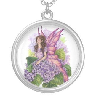 Purple Pixie Necklace