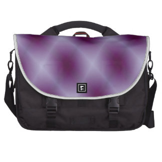 """Purple Plaid' Tote/Laptop Bag Laptop Bag"