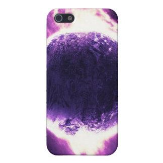 Purple Planet iPhone 4/4s Speck Case