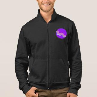 Purple Planet Mens Jacket