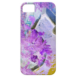 purple plant iPhone 5 cover