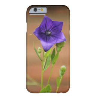 Purple Platycodon Barely There iPhone 6 Case