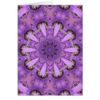 Purple Pleasure Card