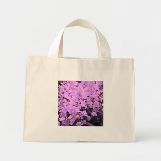 Purple Pleasure Mini Tote Bag