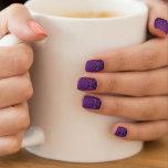 Purple Pleasure Minx ® Nail Wraps
