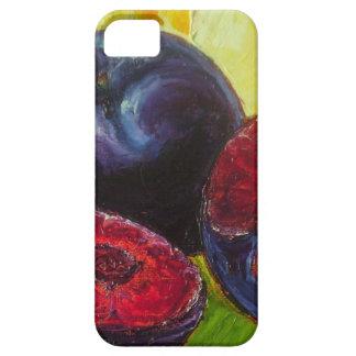 Purple Plums iPhone 5 Case