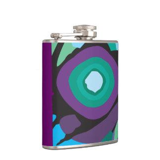 Purple Pod Flask Flasks