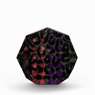 Purple Polka-dot Cheetah Award