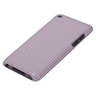 Purple Polka Dot iPod Touch 4G Case iPod Touch Cover