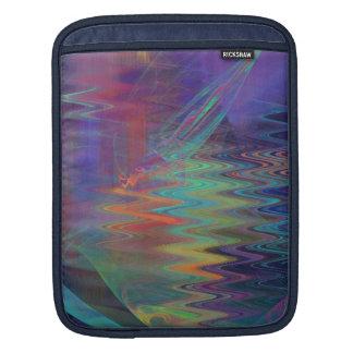 Purple Pool iPad Sleeve