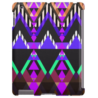 Purple Pop Aztec