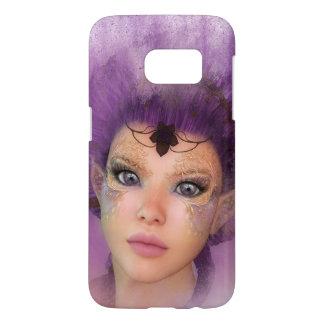 Purple Powder Funda Samsung Galaxy S7