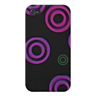 Purple Power iPhone Case iPhone 4/4S Covers
