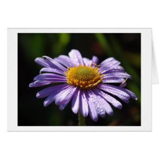 Purple Power Notecard