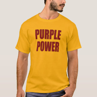 PURPLE POWER T-Shirt
