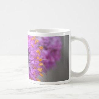 Purple Prairie Clover Classic White Coffee Mug