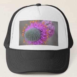 Purple Prairie Clover Trucker Hat