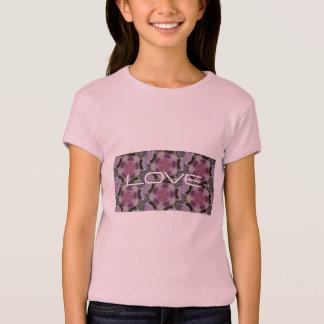 Purple Printed Kiddie Shirt